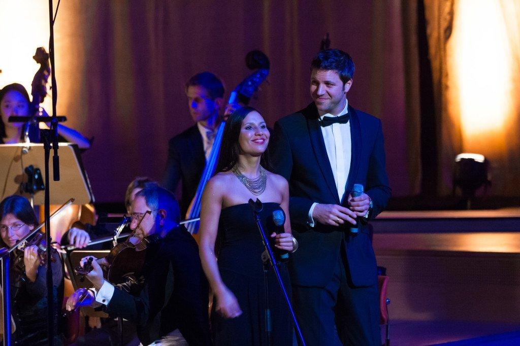 B & J in der Philharmonie Essen
